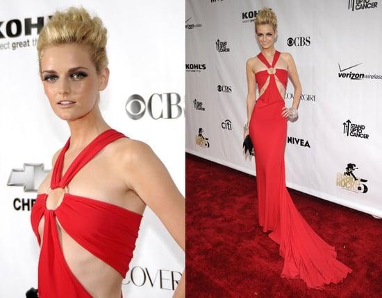 2008 Fashion Rocks: Lydia Hearst