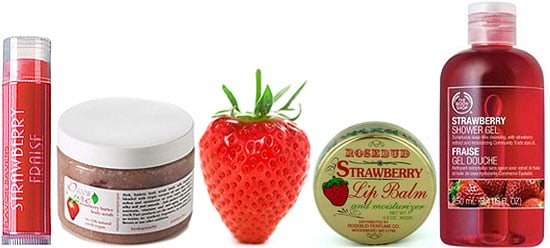 Strawberry Beauty Products