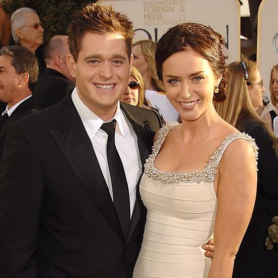 Michael Buble Talks About the Emily Blunt Breakup