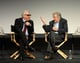 Robert De Niro closed the festival along with Martin Scorsese at the screening of The King of Comedy.