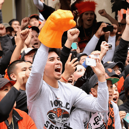 San Francisco Giants Parade 2014