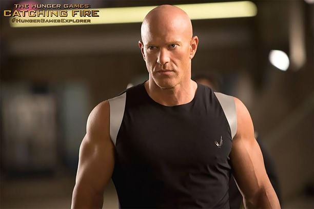 Bruno Gunn as Brutus.