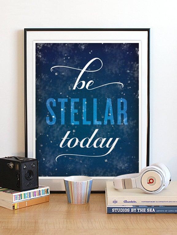 Be stellar today ($18-$24)