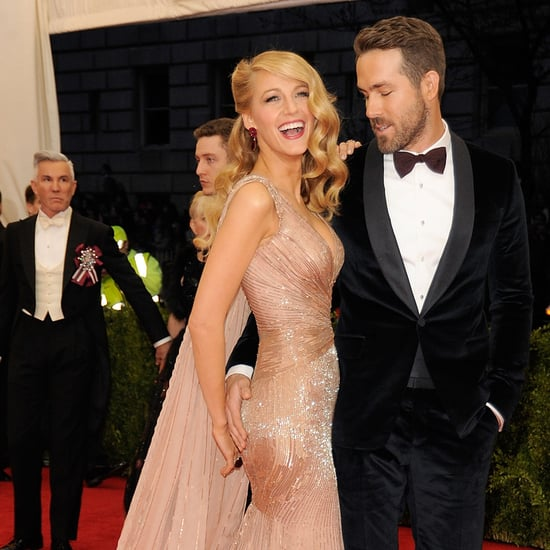 Stars Grabbing Butts at the Met Gala 2014