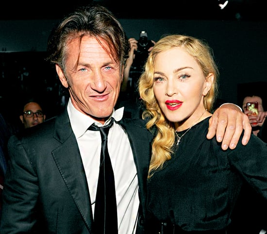 Sean Penn Introduces Daughter Dylan to Madonna After NYC Concert