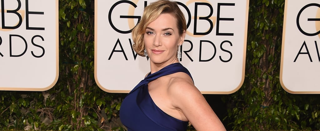 Kate Winslet Continues to Be One of Hollywood's Best Speech-Givers