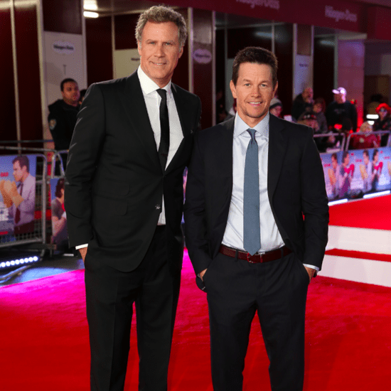 Mark Wahlberg and Will Ferrell on Graham Norton Show 2015