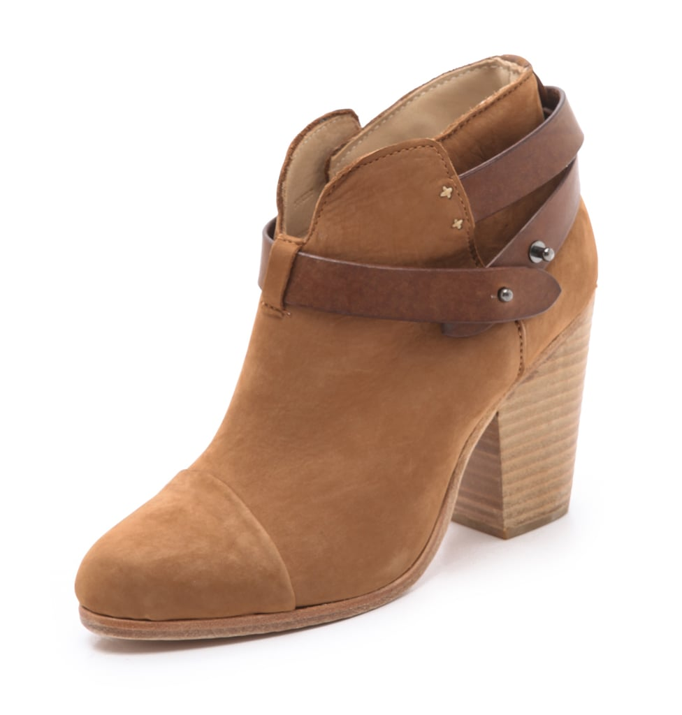 Rag & Bone Harrow Booties ($347, originally $495)