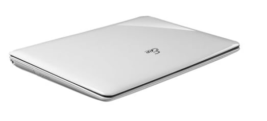 The New Ultra-Thin Eee PC 1008HA by Asus