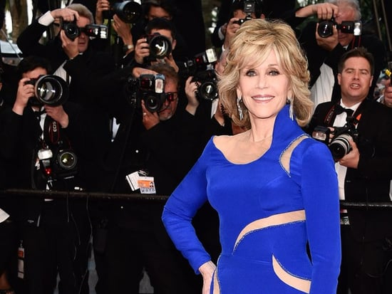 Jane Fonda Says Her Iconic Workout Video Leotard Is 'Too Big on Me Now!'