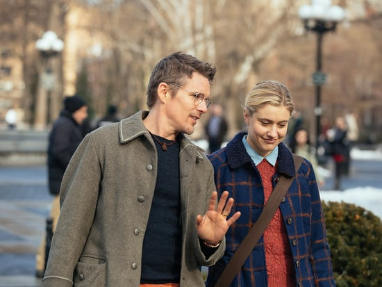 See Ethan Hawke Cheat on Julianne Moore with Greta Gerwig in First Trailer for Maggie's Plan