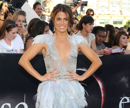 Slide Picture of Nikki Reed Eclipse Red Carpet