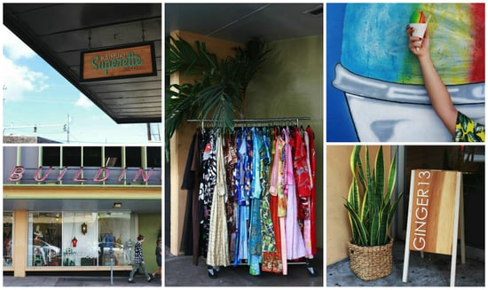 Honolulu Shopping Guide: The Best Boutiques to Hit Between Beach Trips