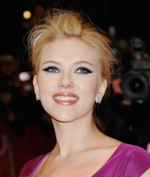 Love It or Hate It? Scarlett Johansson Turns Up the Liner