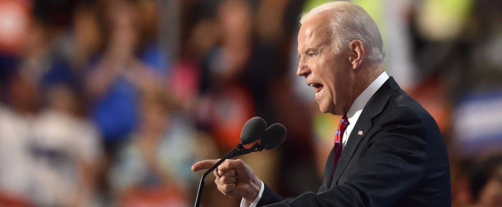 Joe Biden Goes to Battle Against Donald Trump in Epic DNC Speech