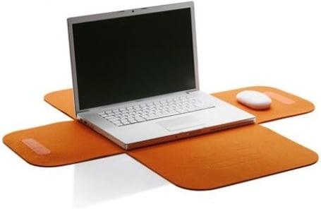 Redmaloo Felt Laptop Case: Genius Design in Beautiful Colors