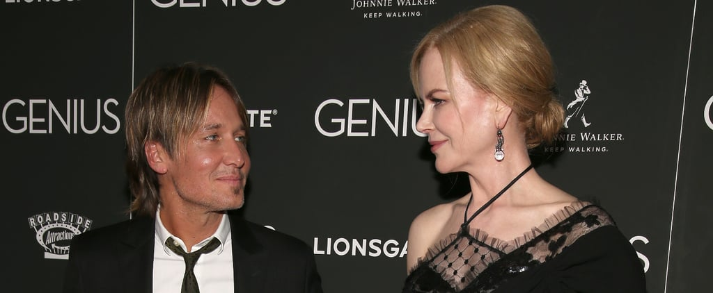 Nicole Kidman and Keith Urban Make Yet Another Flawlessly Romantic Red Carpet Appearance