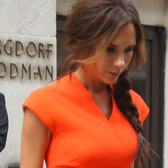 Victoria Beckham at Fashion's Night Out 2012   Pictures