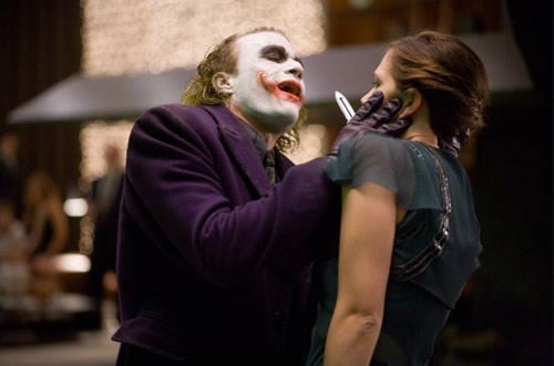 Seven-Minute Scene From Dark Knight to Screen Before I Am Legend