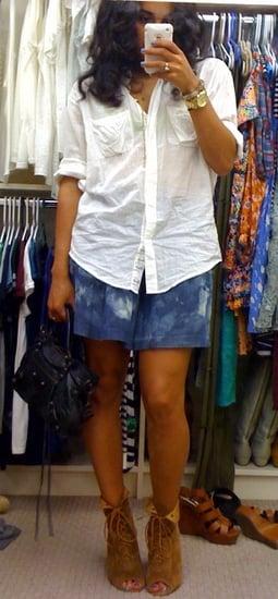 Flirty Skirt Steez