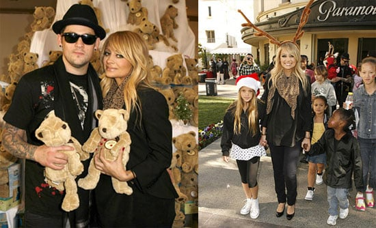 Nicole Richie and Joel Madden Welcome a Baby Girl Named Harlow Winter Kate Madden
