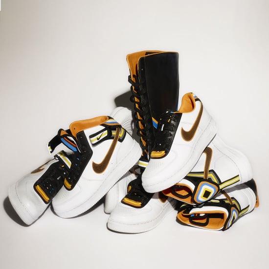 Riccardo Tisci and Nike Sneakers
