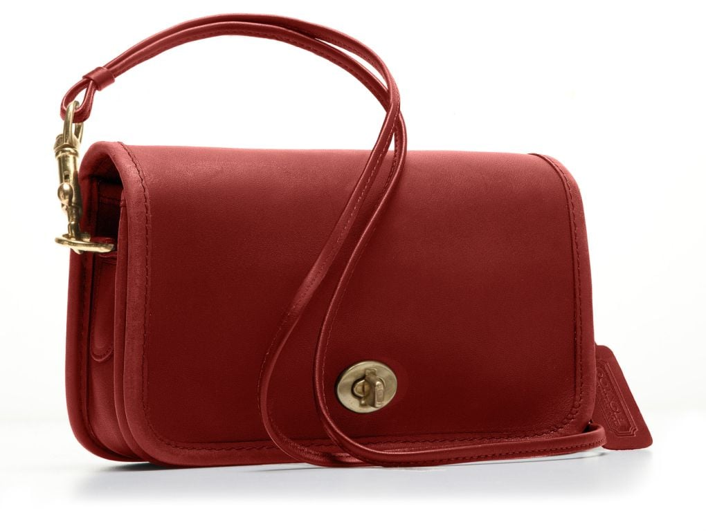 Coach Relaunches Five Heritage Styles