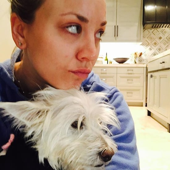 Kaley Cuoco's Dog Chester Dies