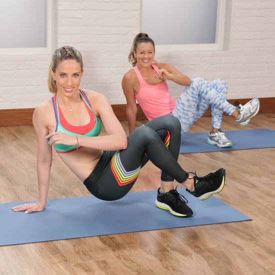 25-Minute Cardio and Strength Circuit Workout