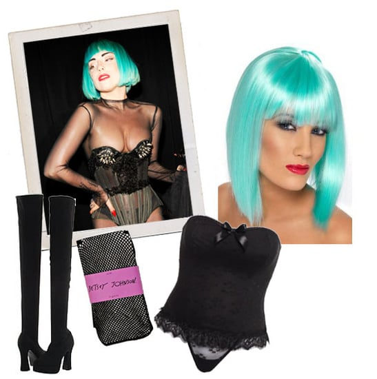 Lady Gaga Halloween Costume 2011