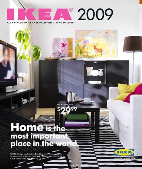 Nice and New: Ikea's 2009 Catalog Is Online