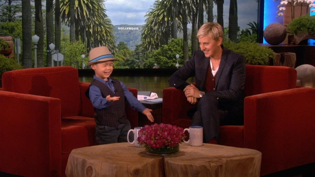 Funny viral videos funniest kids on the ellen degeneres show popsugar celebrity australia - Ellen show videos ...