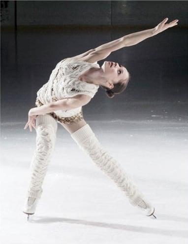 High Fashion on Ice
