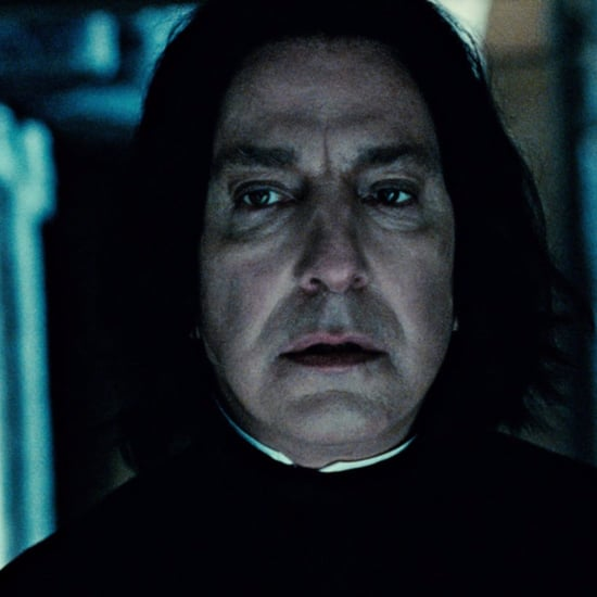 J.K. Rowling Reveals the Secret She Told Alan Rickman