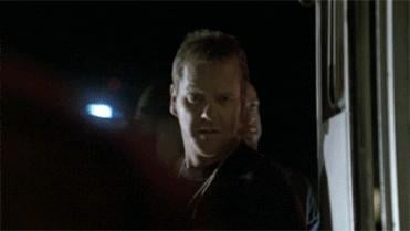Jack Bauer could strangle you with a cordless phone.
