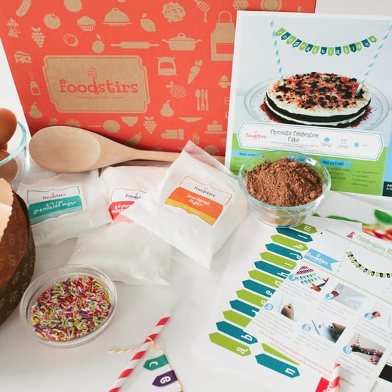 Kids Cooking Subscription Box