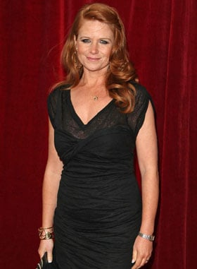 Picture of Patsy Palmer Is Pregnant With Fourth Child