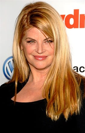 Kirstie Alley Thinks 17-Year-Old Son's Engagement Is Great