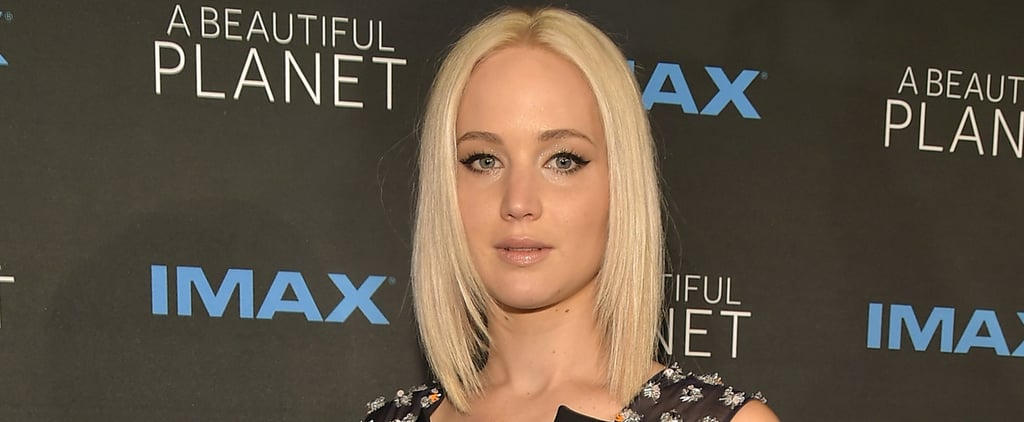 Jennifer Lawrence Is So Gorgeous, It's Hard to Look Away