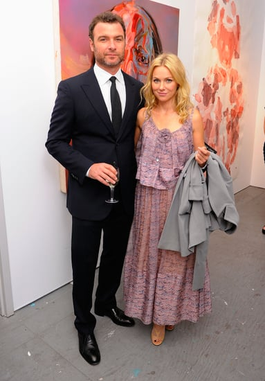 Pictures of Naomi Watts, Liev Schreiber, and Other Celebrities at The Tribeca Ball 2011 in NYC 2011-04-05 15:21:00