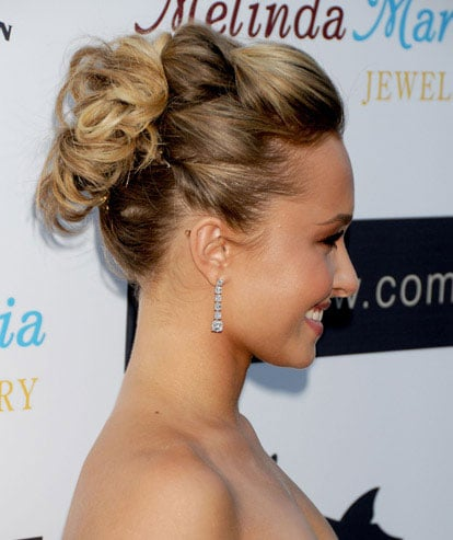 Hayden Panettiere at the Whaleman's Foundation Benefit
