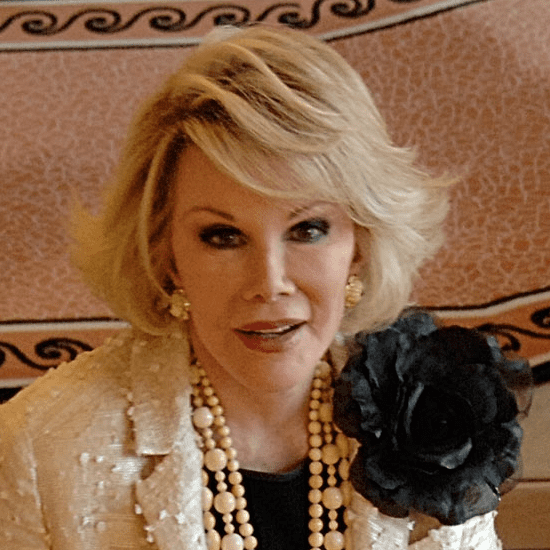 Joan Rivers Beauty Quotes
