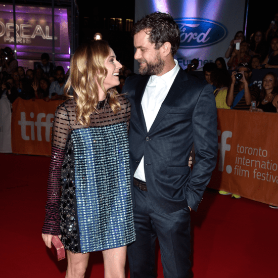 Diane Kruger and Joshua Jackson TIFF Red Carpet 2015