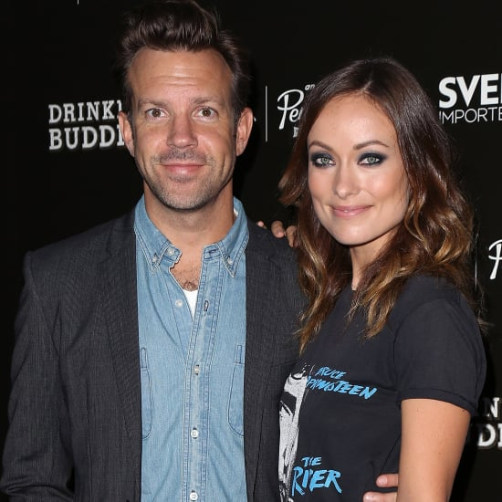 Olivia Wilde at the Drinking Buddies Screening