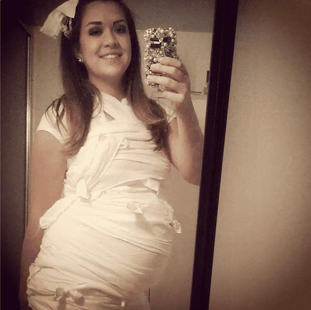 Pregnant Mummy