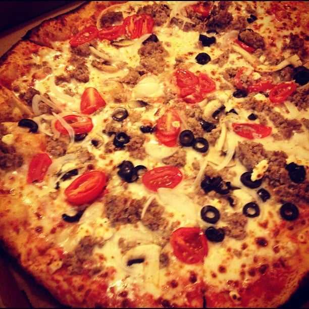 Pizza From Hawaii