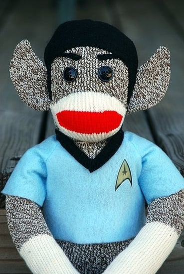 Funky Sock Monkeys: They're Not Just Black, White and Red