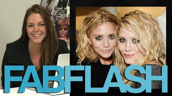 Meet Ashley and Mary-Kate Olsen Giveaway, Katie Holmes and The Romantics For J. Crew, and Zoe Kravitz For T by Alexander