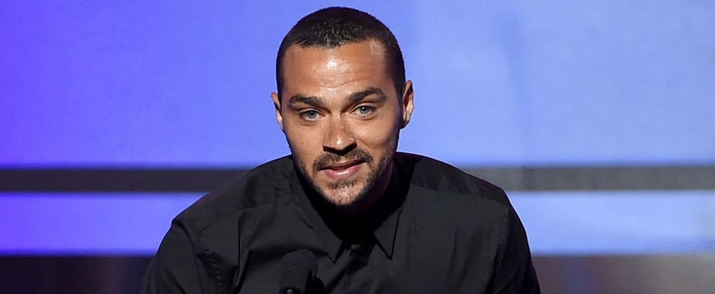"Jesse Williams on His BET Awards Speech: I Want to ""Give People a Sense That They Are Not Alone"""
