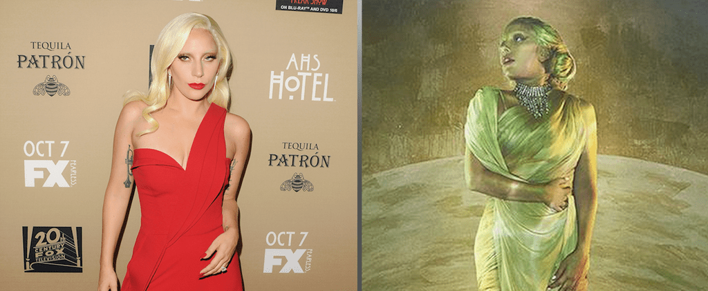 The American Horror Story Cast Can't Stop Gushing Over Lady Gaga